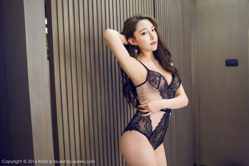 刘奕宁IMISS爱蜜社高清写真图