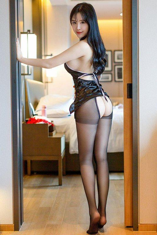 丝袜少妇情趣内衣十分魅惑