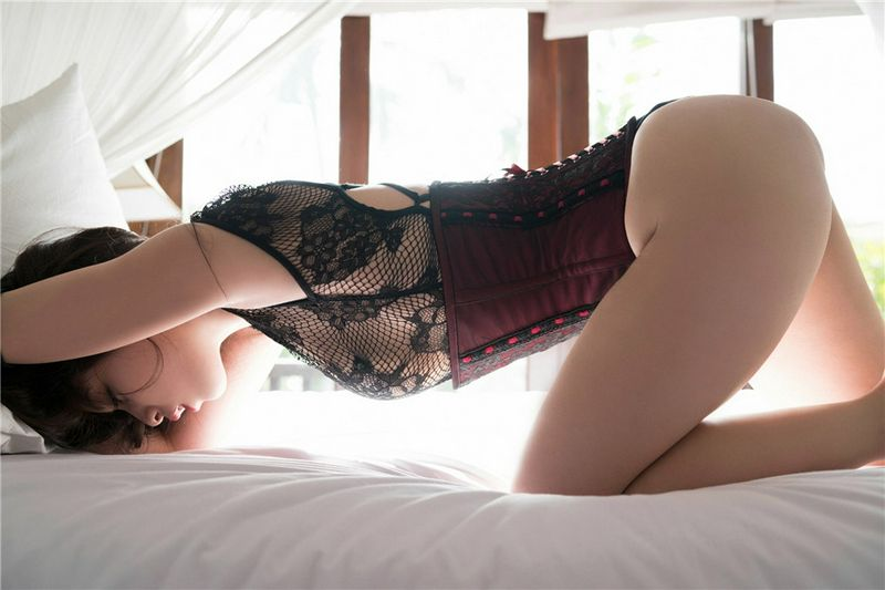 日本性感诱惑美女野田彩加写真